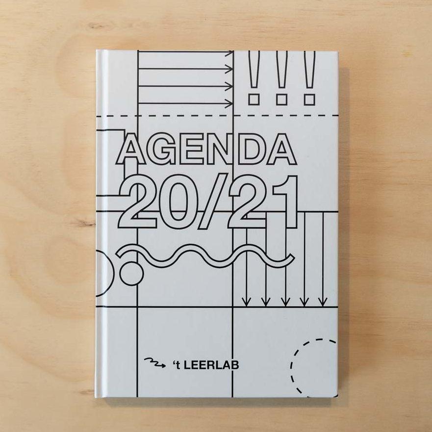 De planagenda van het leerlab, leer leren en plannen op school
